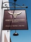 RanchoCapistranoSign