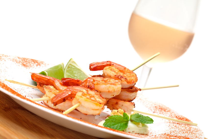 Shrimp: A Perfect Pairing Partner for Pinot Grigio | VinesseToday
