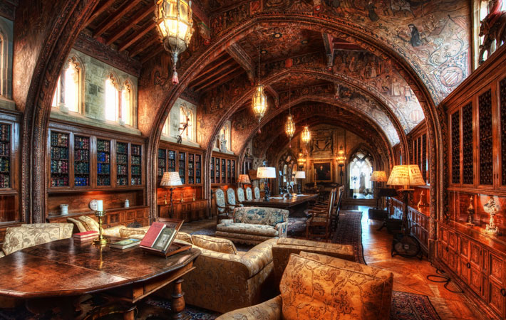 During the period of Prohibition in America newspaper magnate William Randolph Hearst took an editorial stance for temperance but against the 18th ... & Vinous Secrets of the Hearst Castle | VinesseToday
