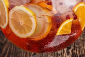 Sangria jar